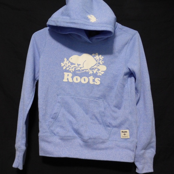 Roots Kids large 9-10 years sweatshirt hoodie